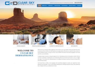 Clear Sky Dermatology