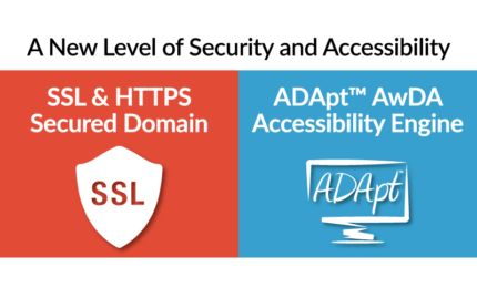 SSL and ADApt now include with all custom web designs for dental and medical practices