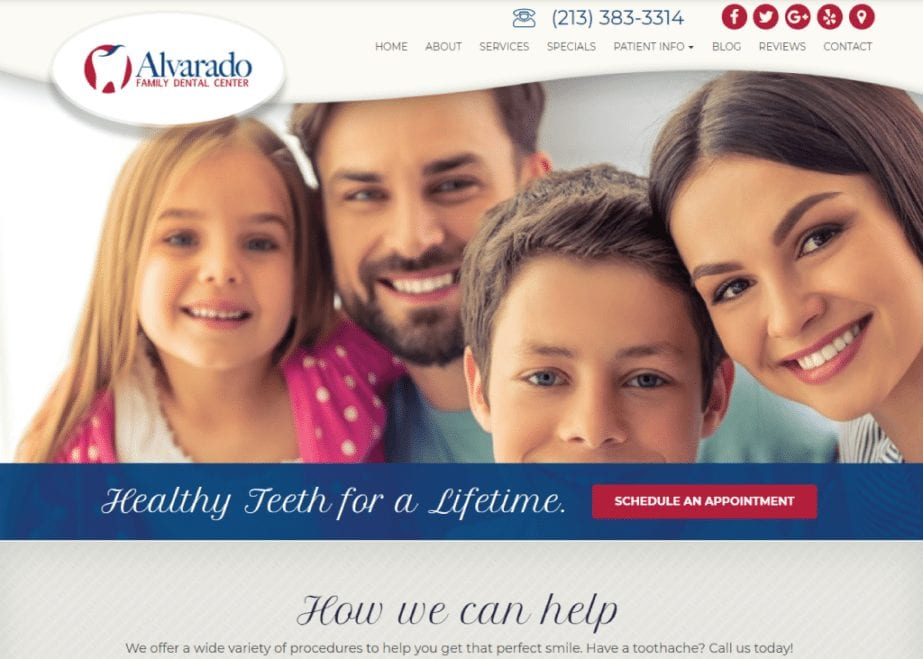 Alvarado Family Dentistry