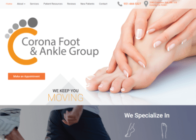 Corona Foot & Ankle Group