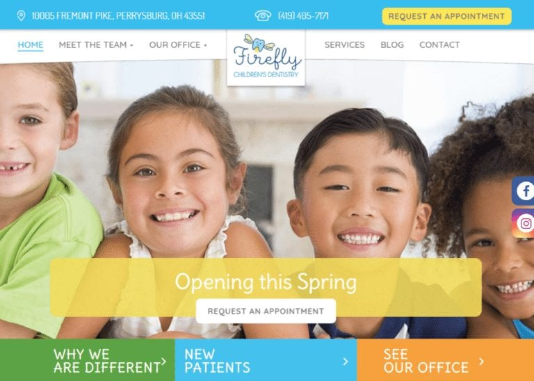 Firefly Children's Dentistry