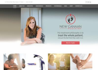 New Canaan Podiatry