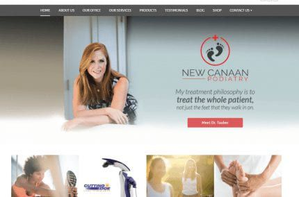 New Canaan Podiatry