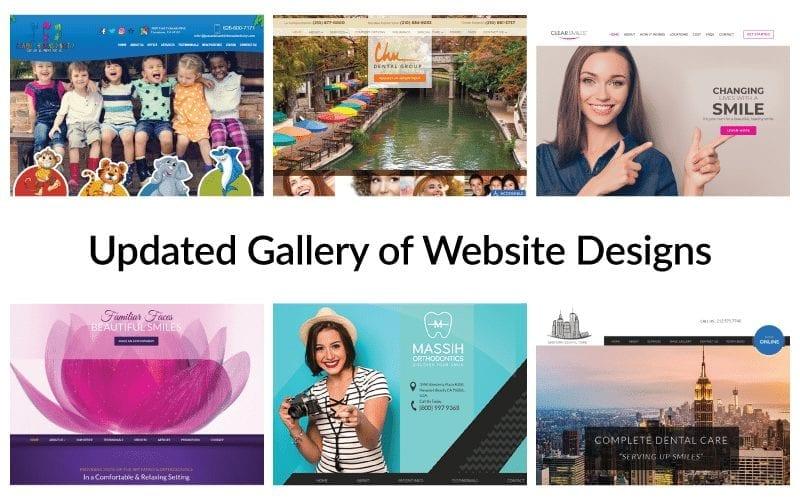 Updated Website Gallery