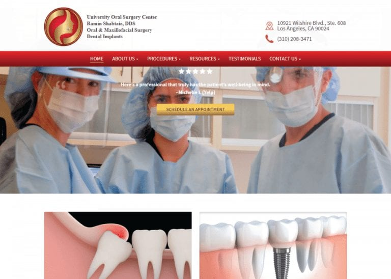 University Oral Surgery Center
