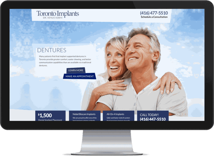 Top 10 Periodontists Websites | Periodontics Web Design