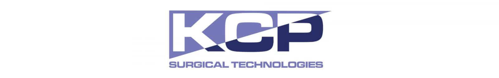 KCP surgical technology logo design example