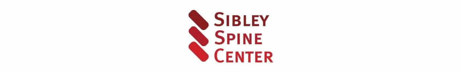 Sibley Spine Center Logo Design