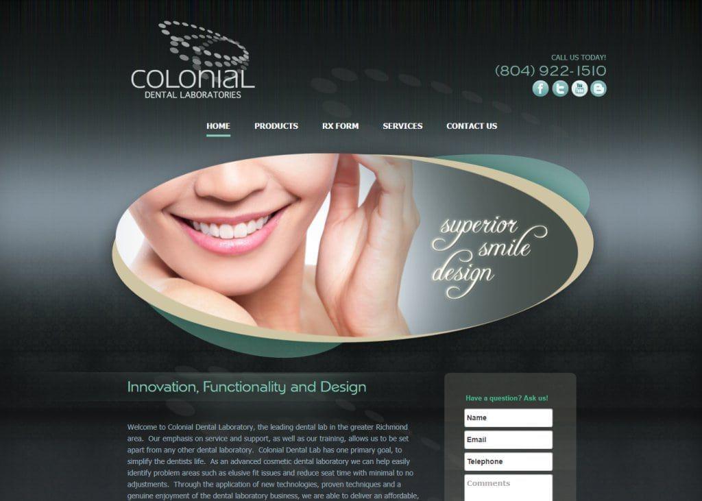 21 Top Dental Lab Websites by Designed O360 1