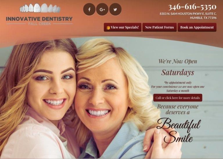 innovative-dentistry-website-screenshot