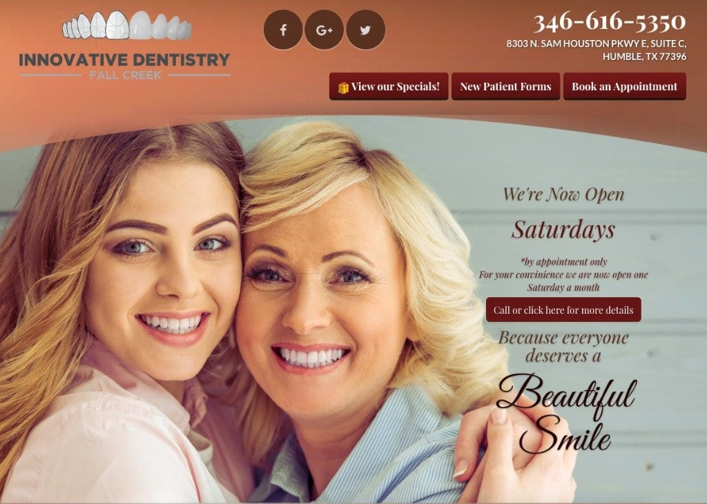 innovative-dentistry-website-screenshot