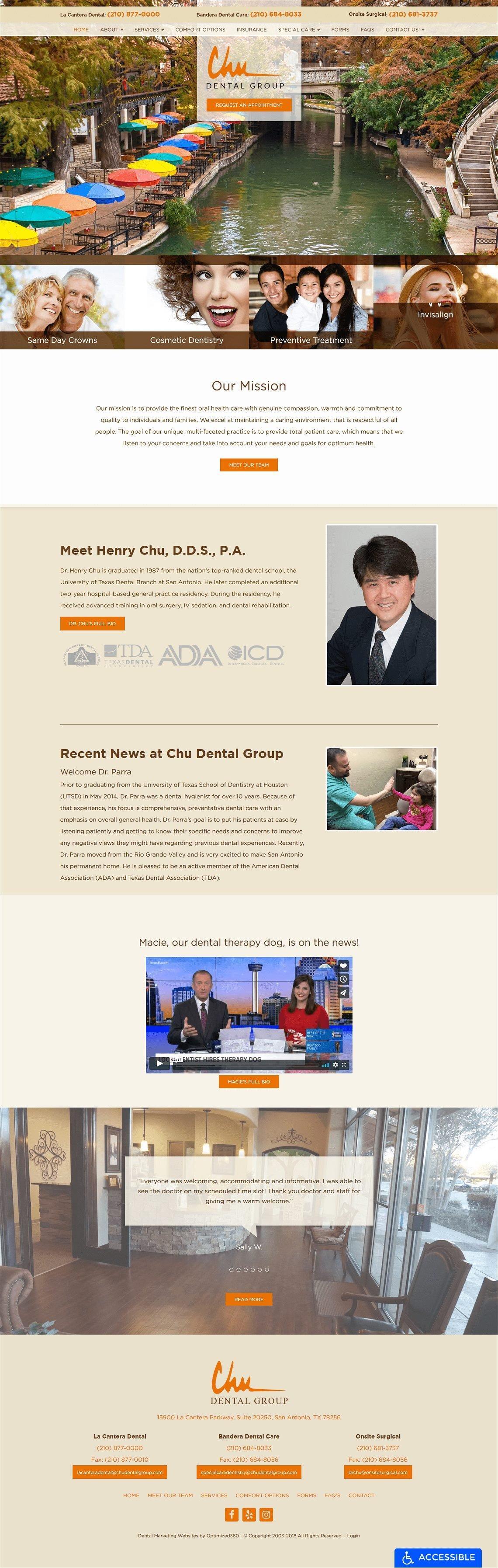chudentalgroup.com