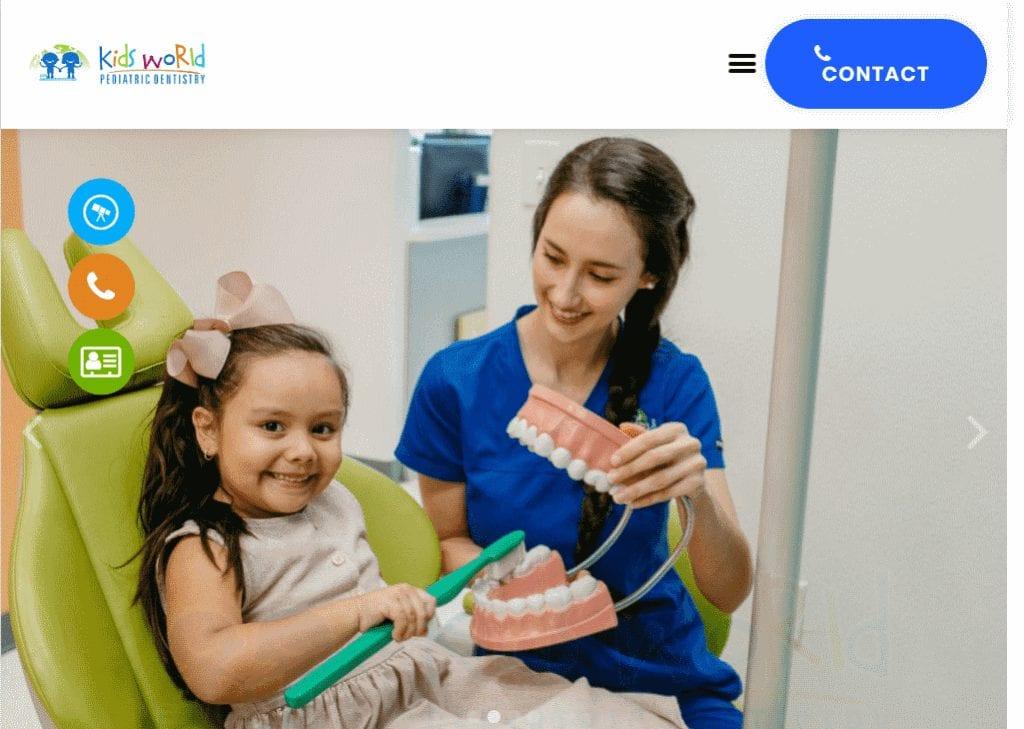 kidsworldpediatricdental.com