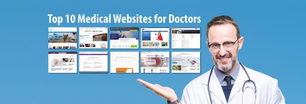 Top 10 Medical Websites for Doctors