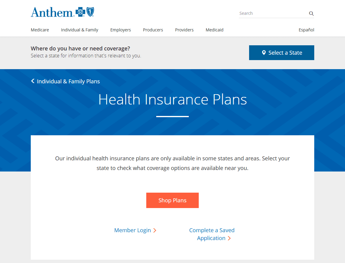 Websites of the Top Ten Medical Companies - Optimized 360