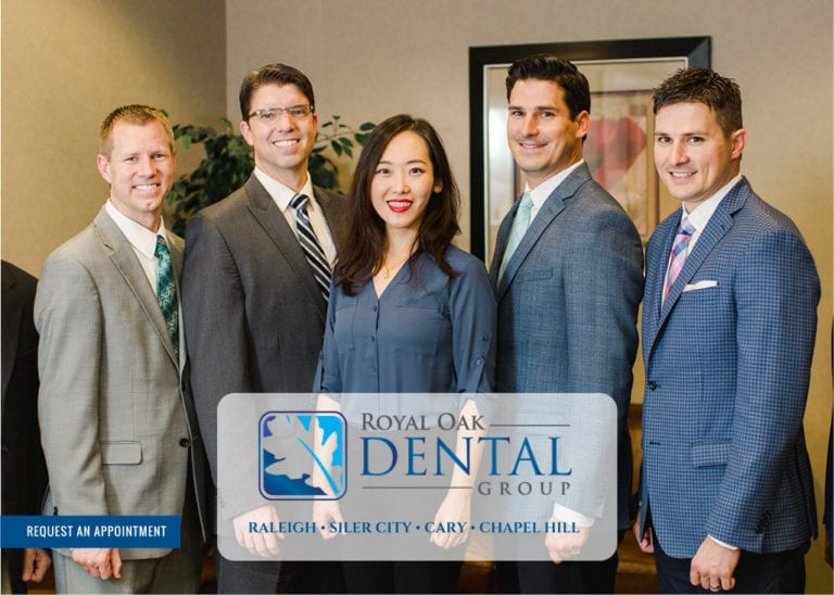 royal-oak-dental-group-website-screenshot