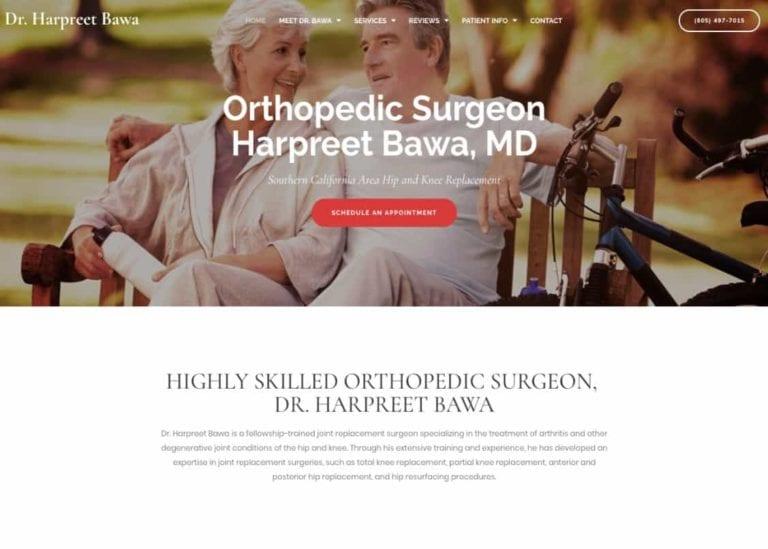 The Best Medical Websites Designed by O360