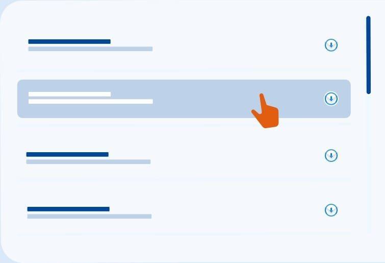 Edit Your Website Screen