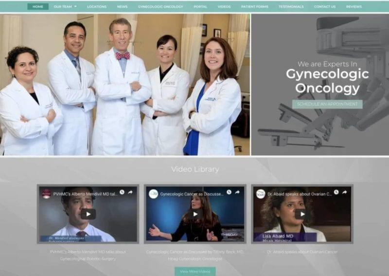 Gynecologic Oncology Website
