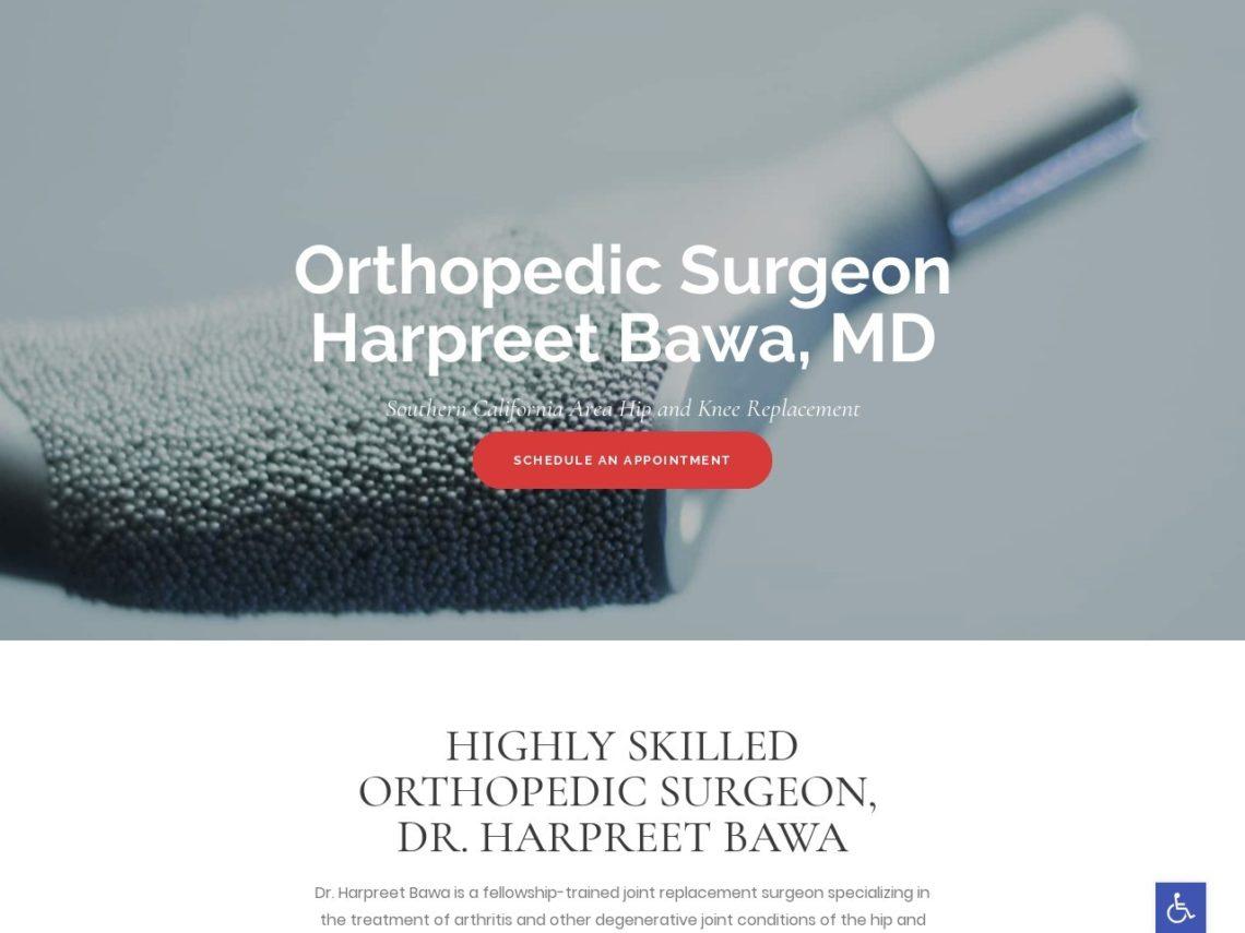 Dr. Harpreet Bawa