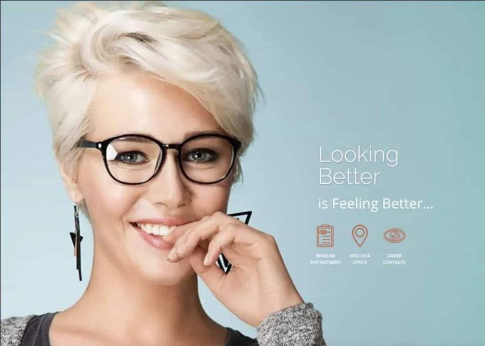 Looking Better Is Feeling Better Office Website
