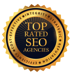 Seo Top Rated Agency Badge