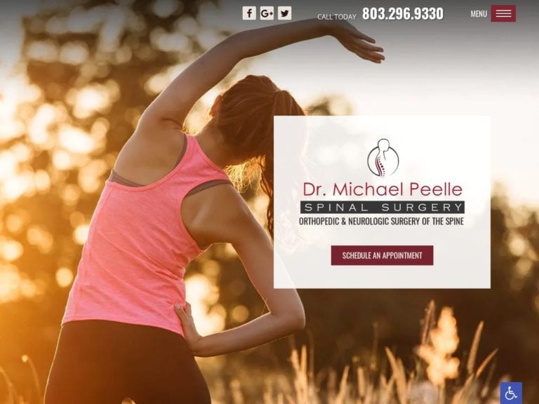 Michael W. Peelle MD