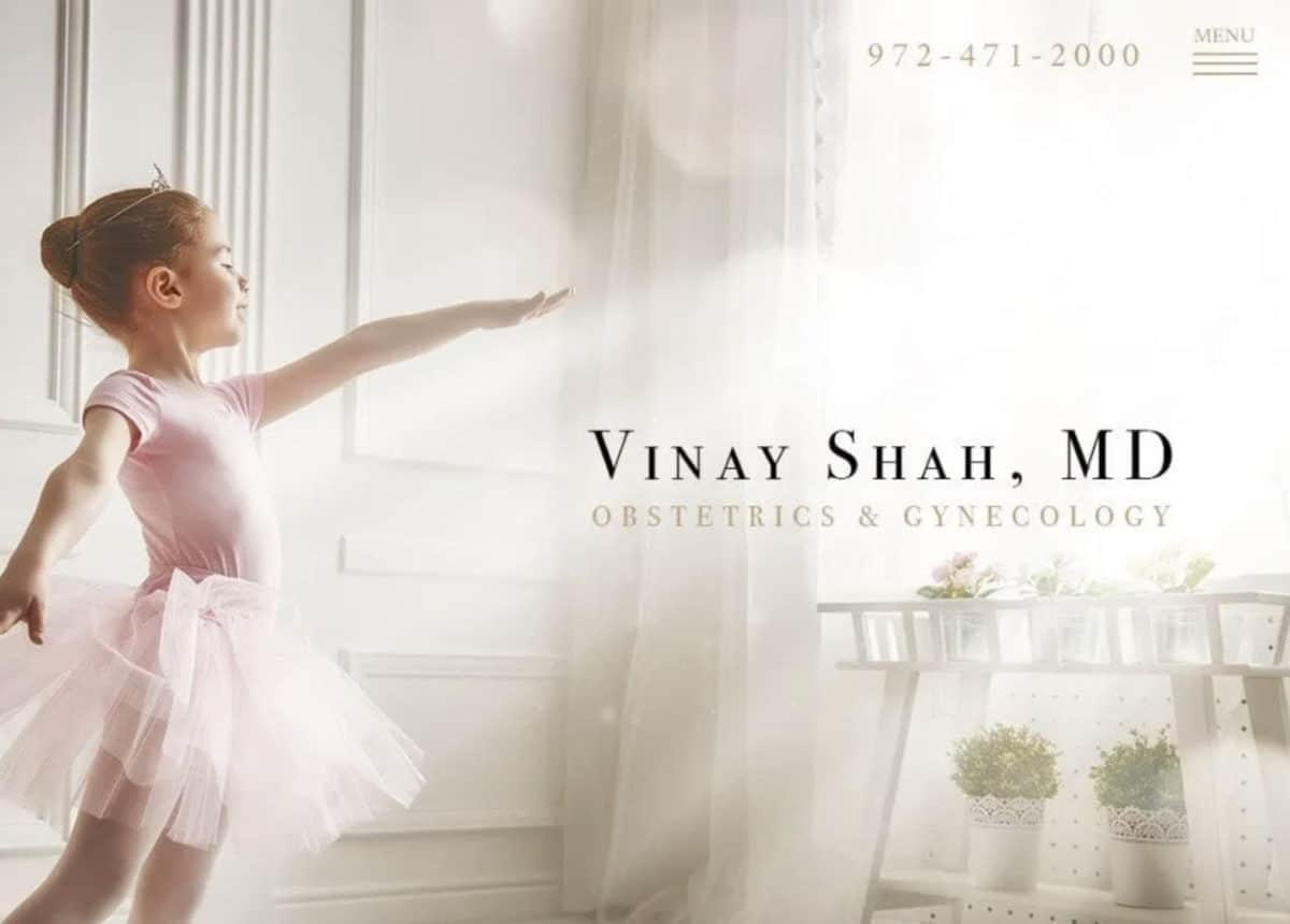 Vinay Shah Md Obgyn Website