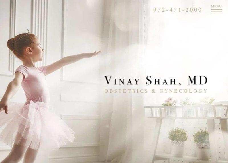 Vinay Shah Md Obgyn Website