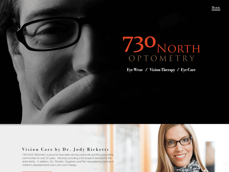 730 North Optometry Website Full Page 2 1600x1200