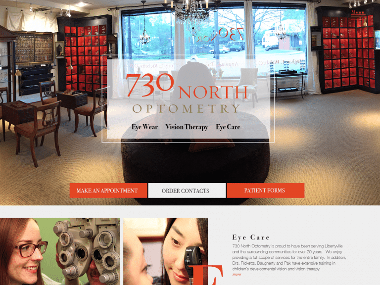 730 North Optometry Website Full Page 3 1600x1200