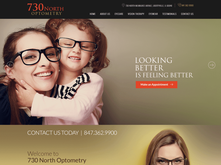 730 Optometry Website 1600x1200
