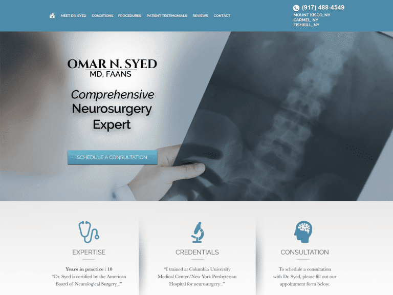 Omran Sayed Md Nuerological Diseases Website 1600x1200