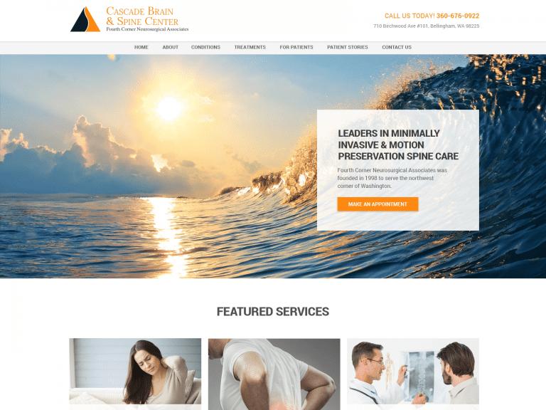 Brain And Spine Neurology Website 1600x1200