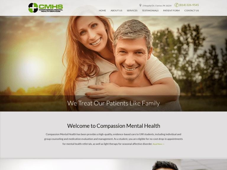 Cmhs Mental Clinic Website 1600x1200