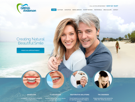 Dr Gregg Anderson Dds Website 1600x1200