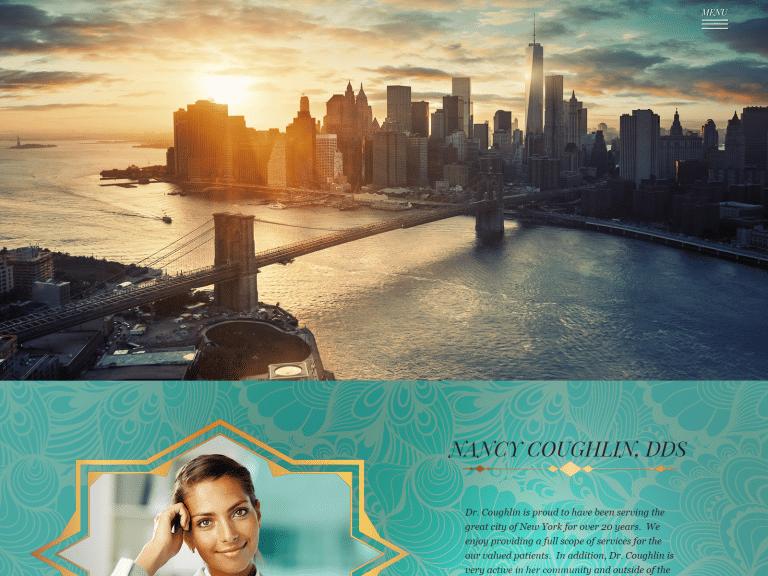 Nancy Coughlin Dds Website 1600x1200