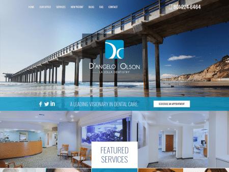 Olsen Dental Website 1600x1200
